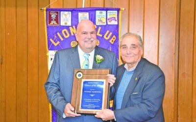 Harting named Haddonfield Citizen of the Year